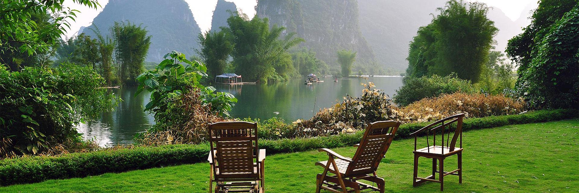 Yangshuo Mountain Retreat, China