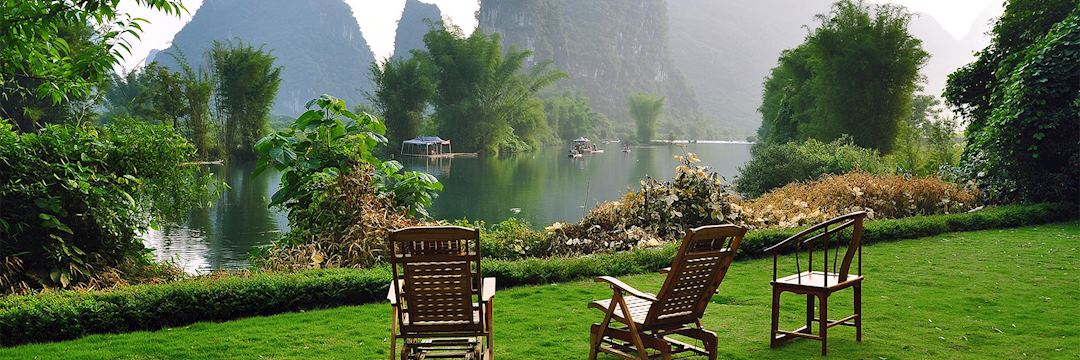 Yangshuo Mountain Retreat, China
