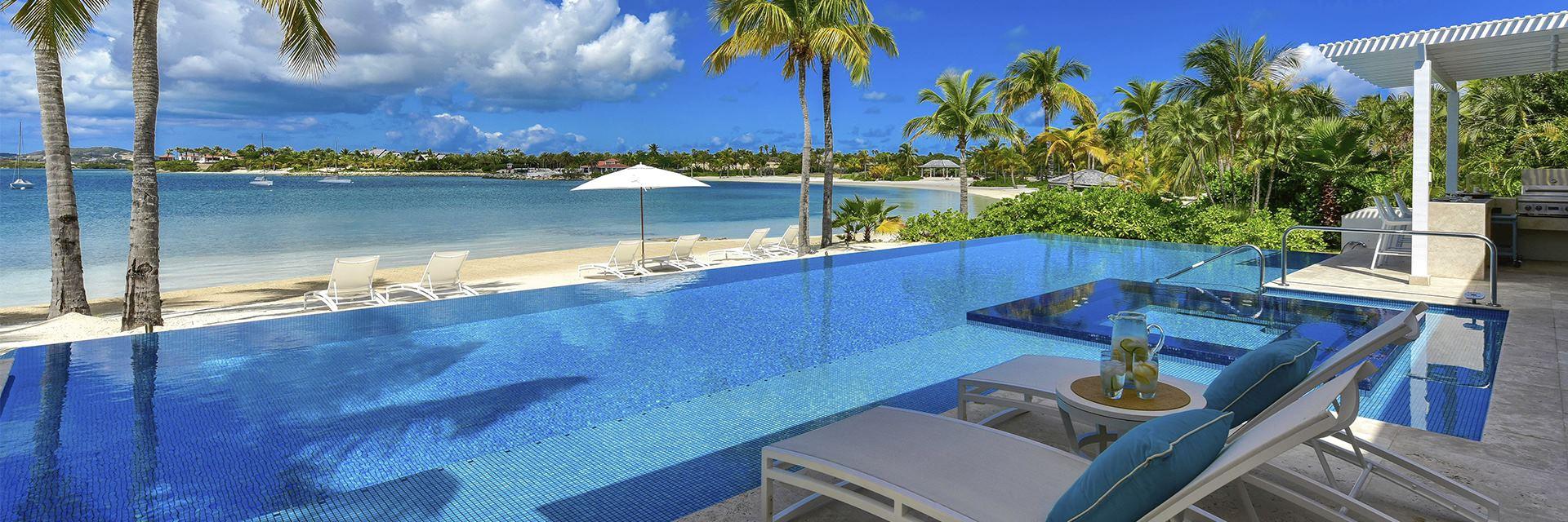 Blue Belle Villa, Antigua