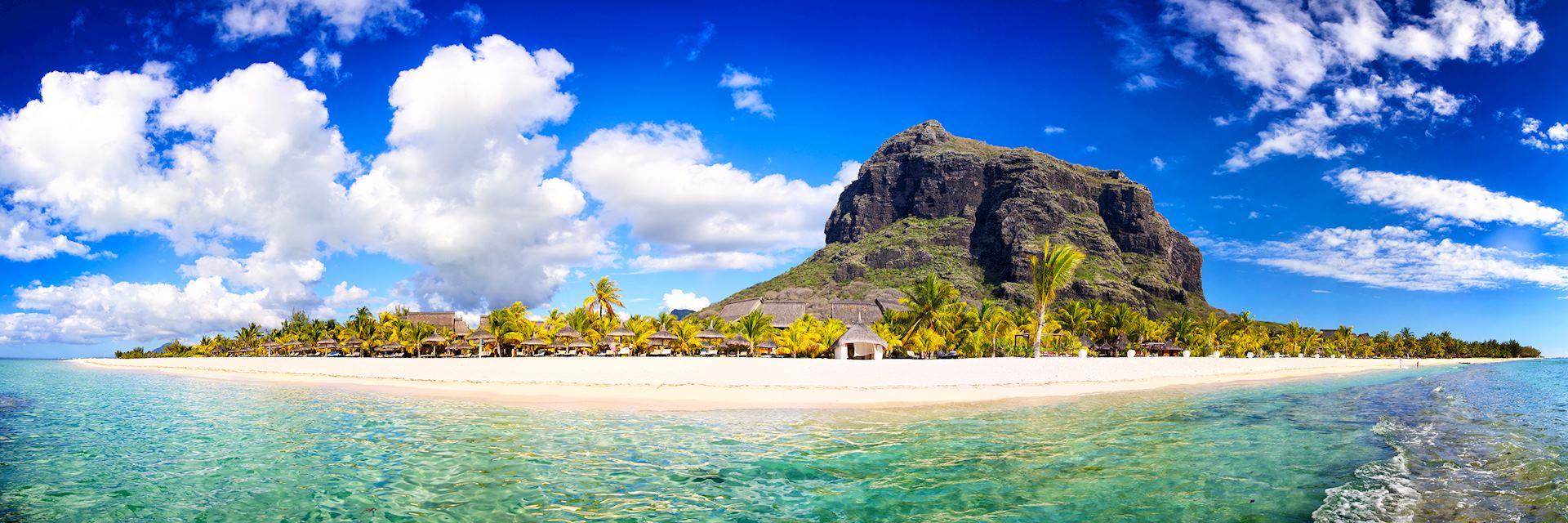 Le Morne Brabant Mountain, Mauritius