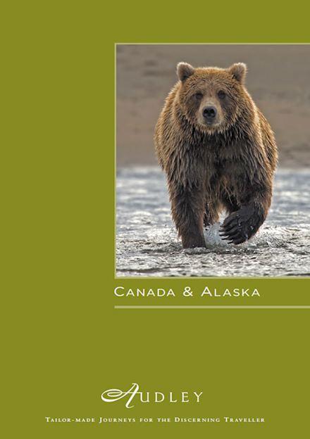 Canada & Alaska Brochure Cover