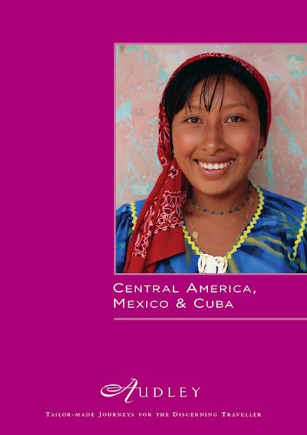 Audley Central America Brochure Cover