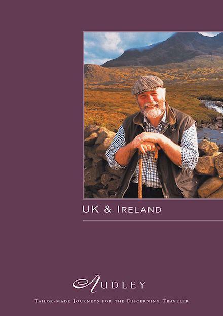 UK & Ireland Brochure Cover