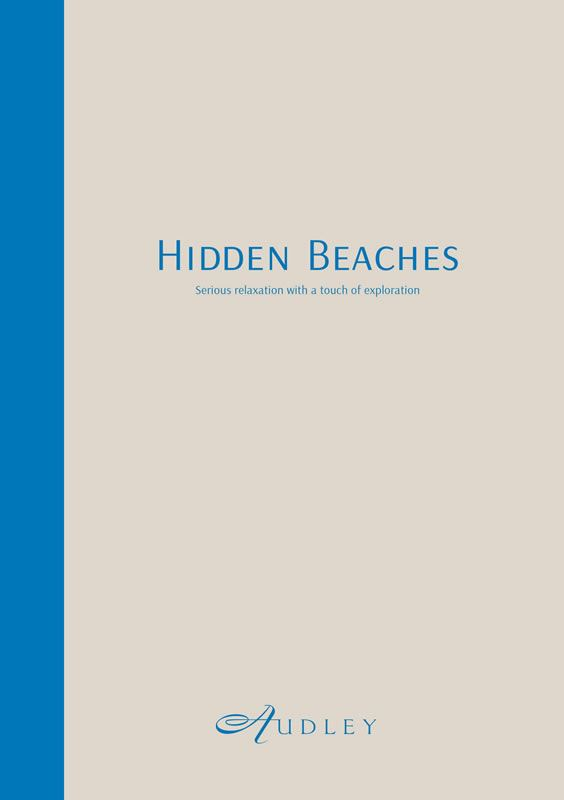 Audley Hidden Beaches Brochure Cover