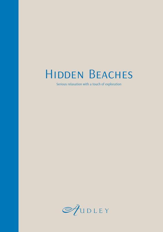 Audley Hidden Beaches Brochure Cover