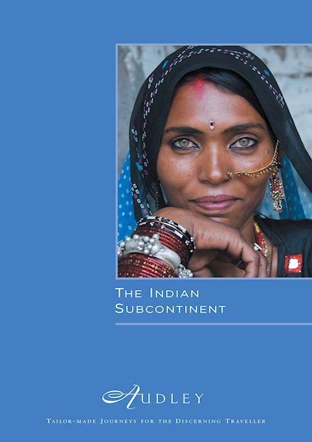 Audley Indian Subcontinent brochure