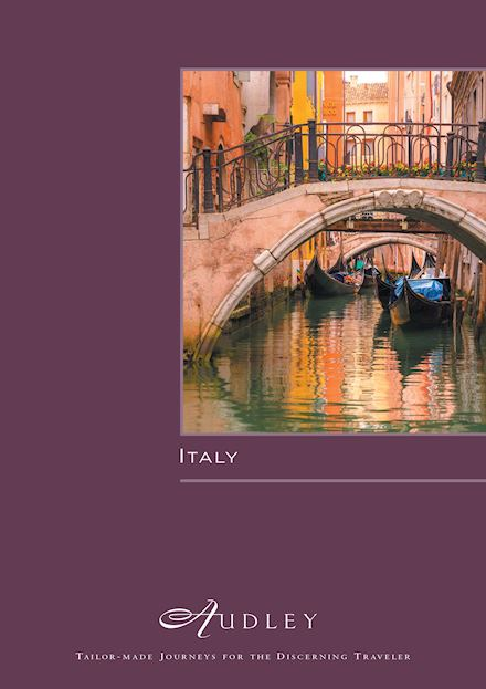 Italy brochure cover