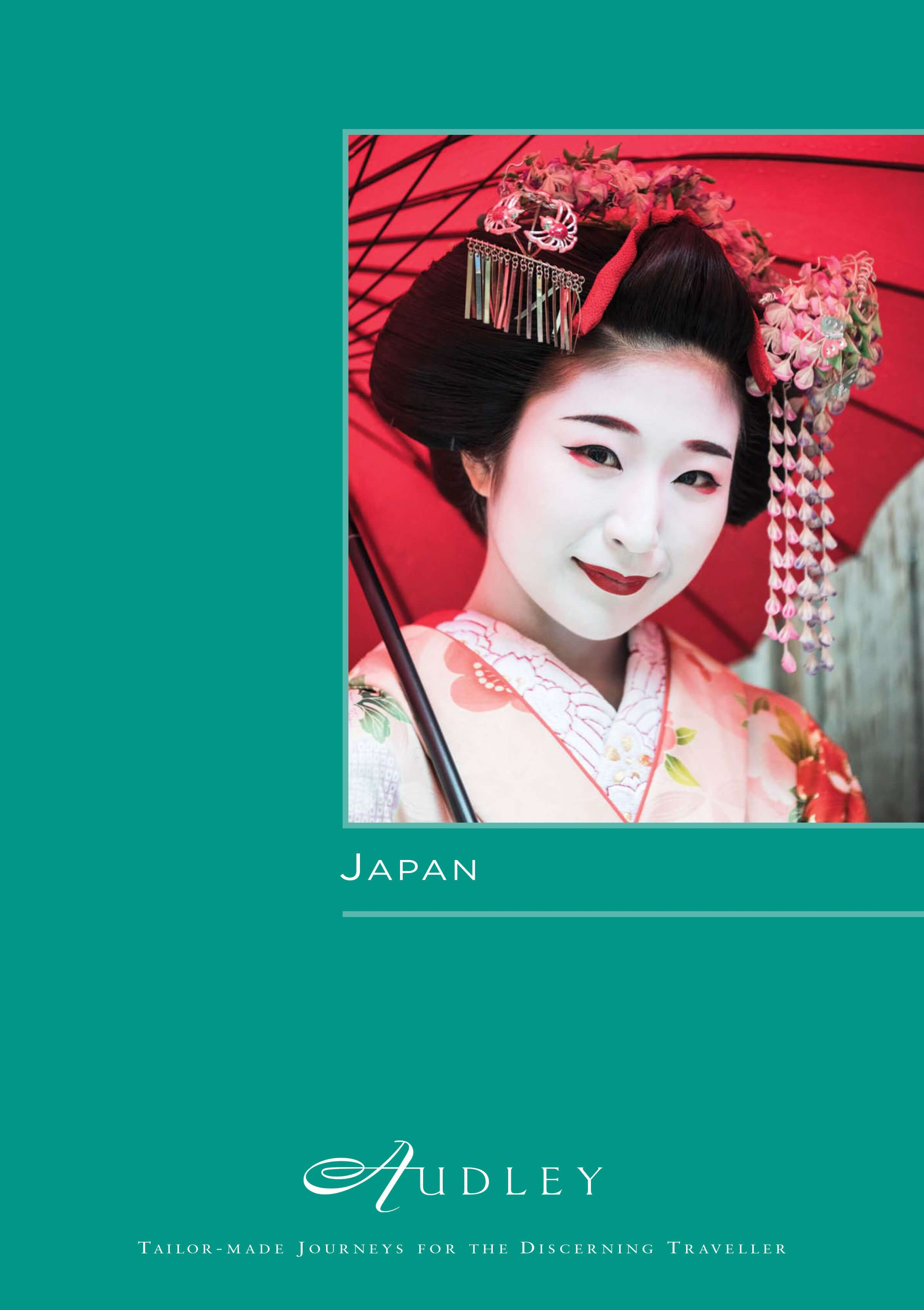 Audley Japan brochure