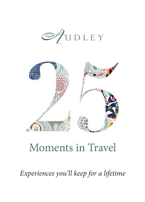 25 Moments in Travel Brochure cover