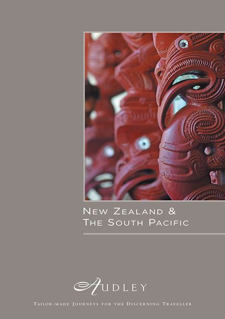New Zealand brochure cover