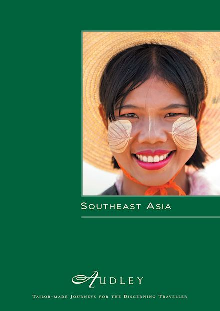 Audley Southeast Asia Brochure Cover