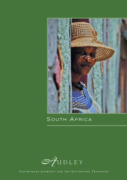 Audley South Africa Brochure Cover