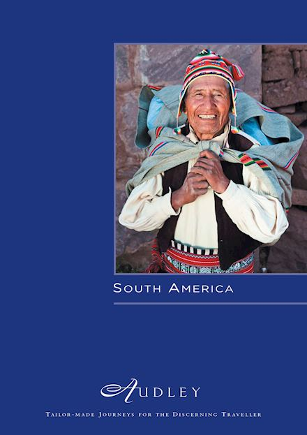South America (UK) brochure cover