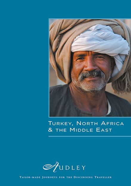 Turkey, North Africa & The Middle East brochure cover