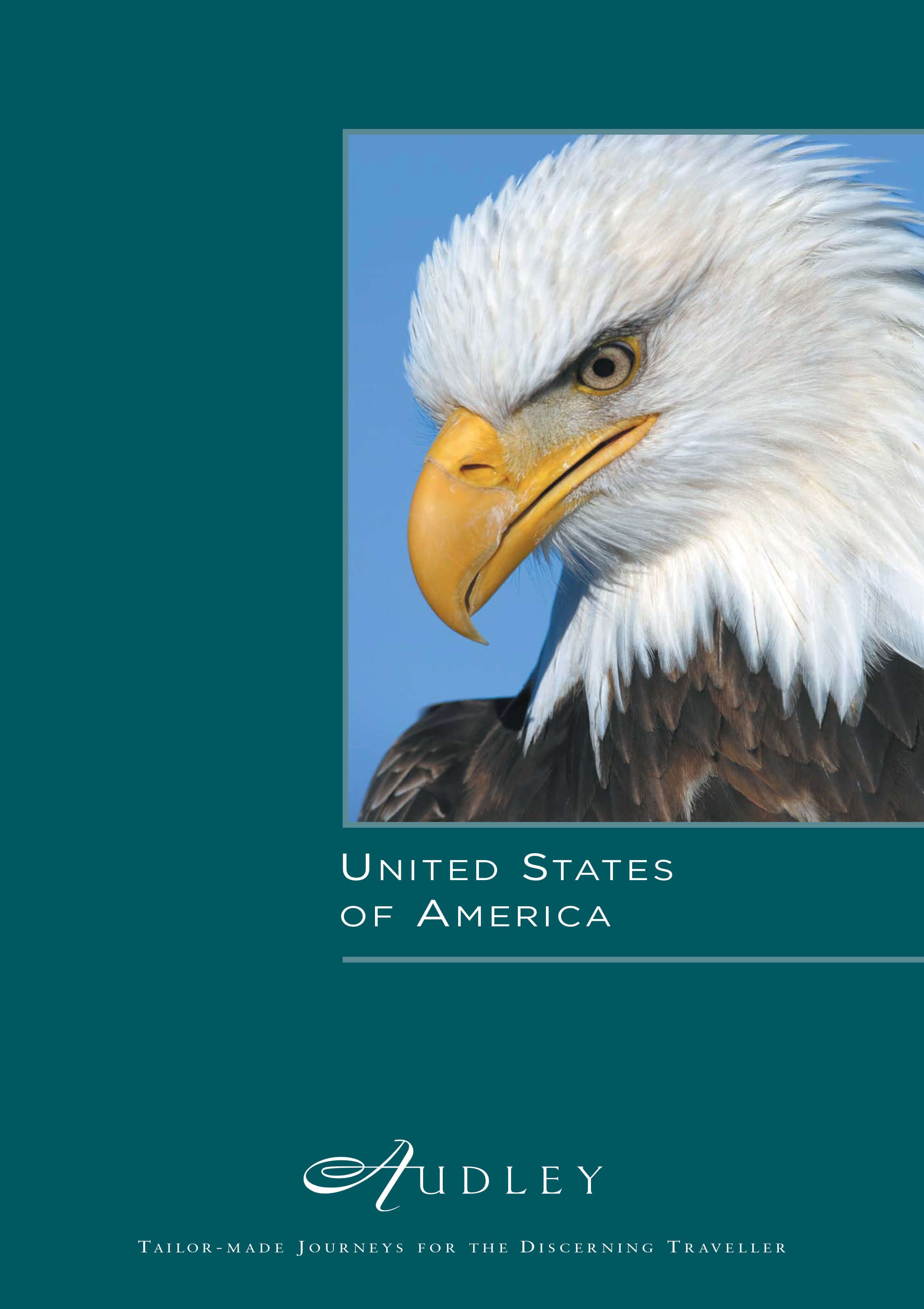 USA brochure cover
