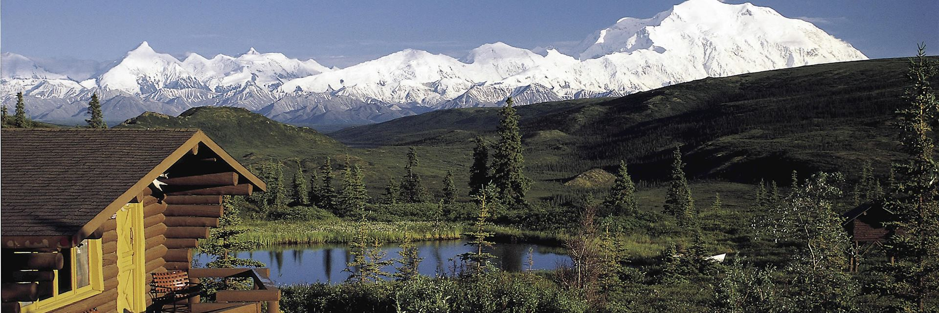 Camp Denali, Denali National Park, Alaska