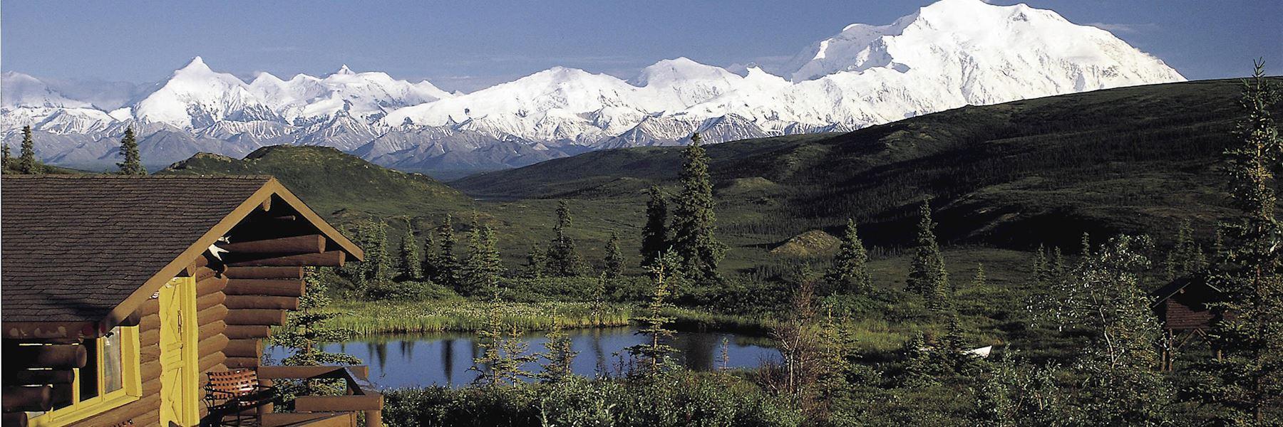 Accommodation in Alaska