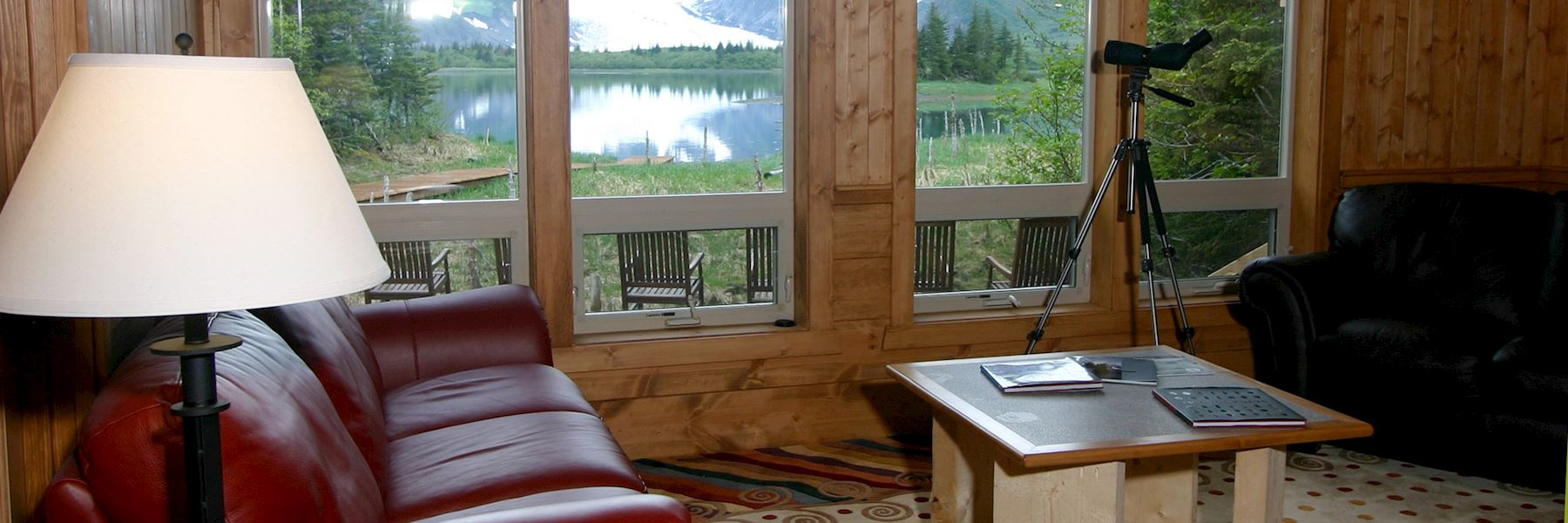 Kenal Fjords Glacier Lodge