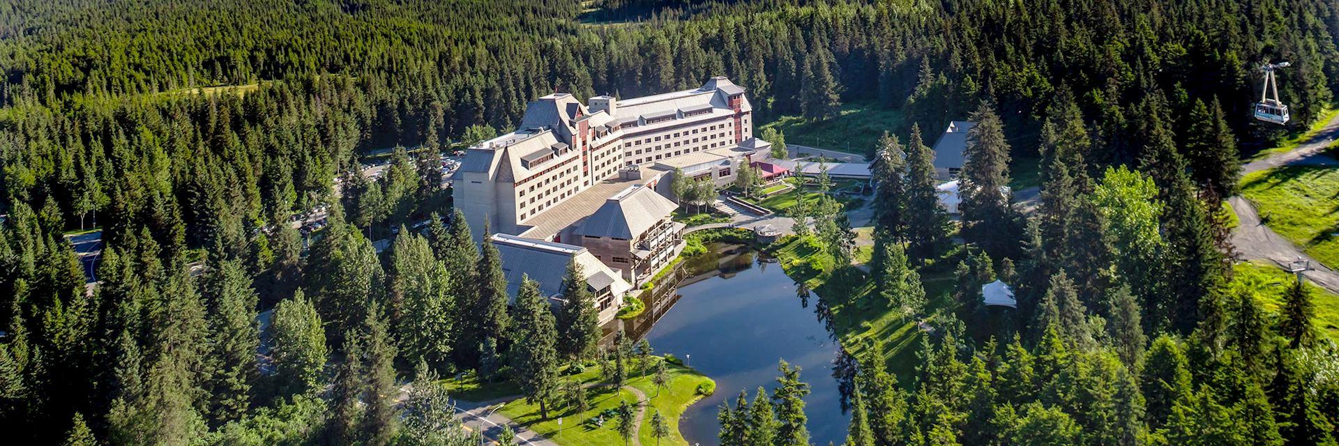 The Hotel Alyeska at Alyeska Resort