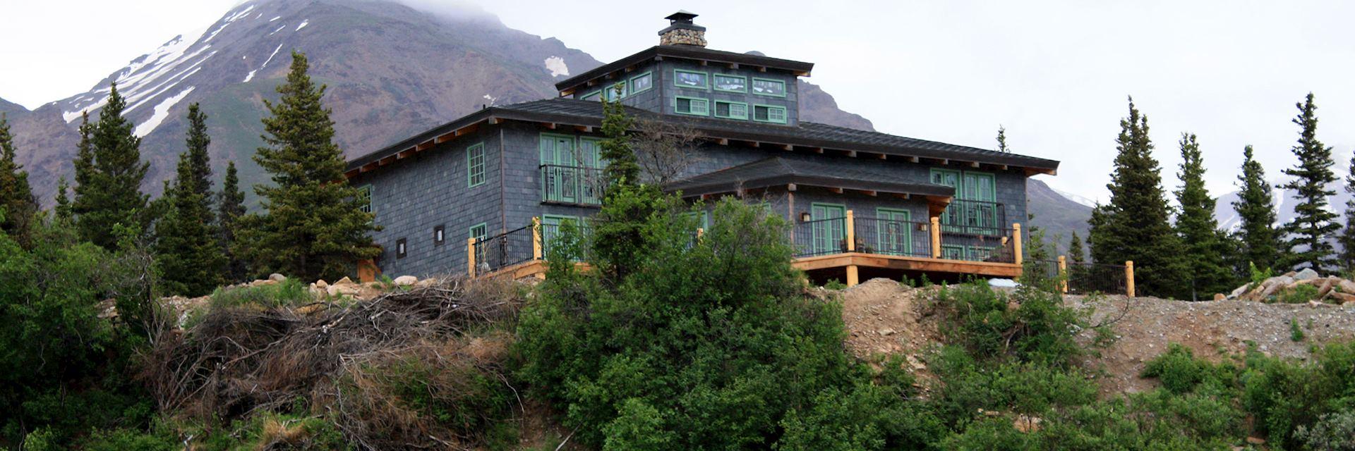 The Lodge at Black Rapids