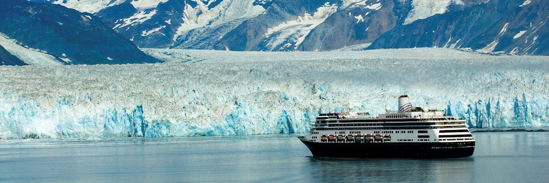 Glacier cruise in Alaska