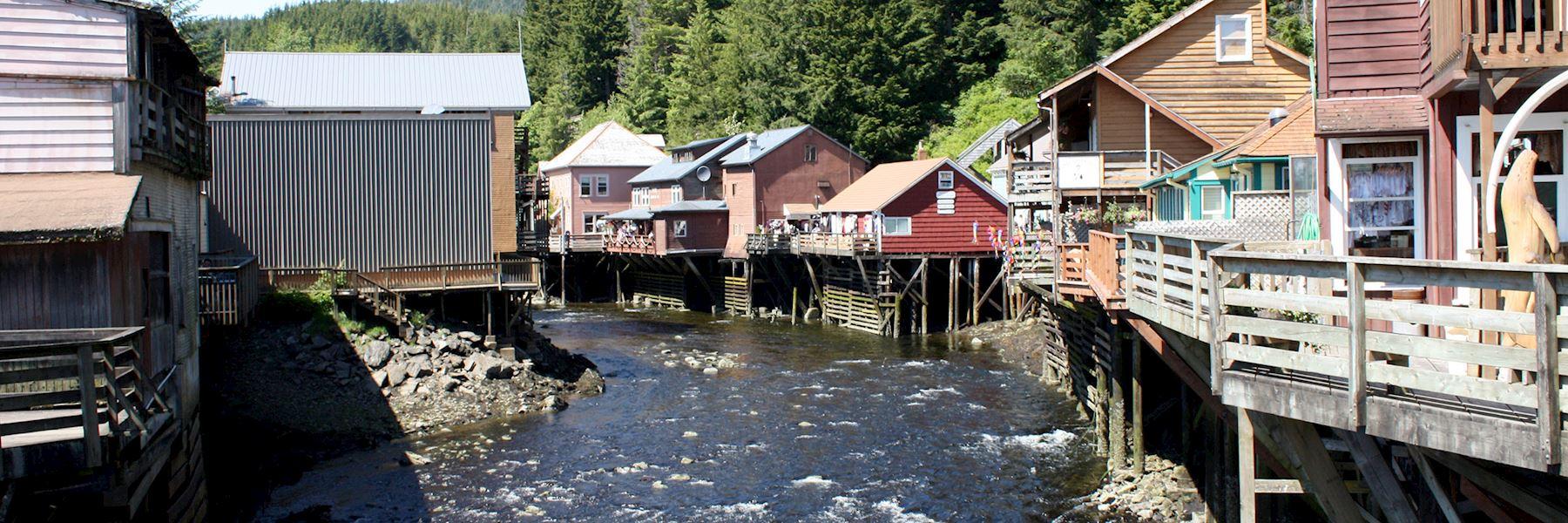 Visit Ketchikan, Alaska