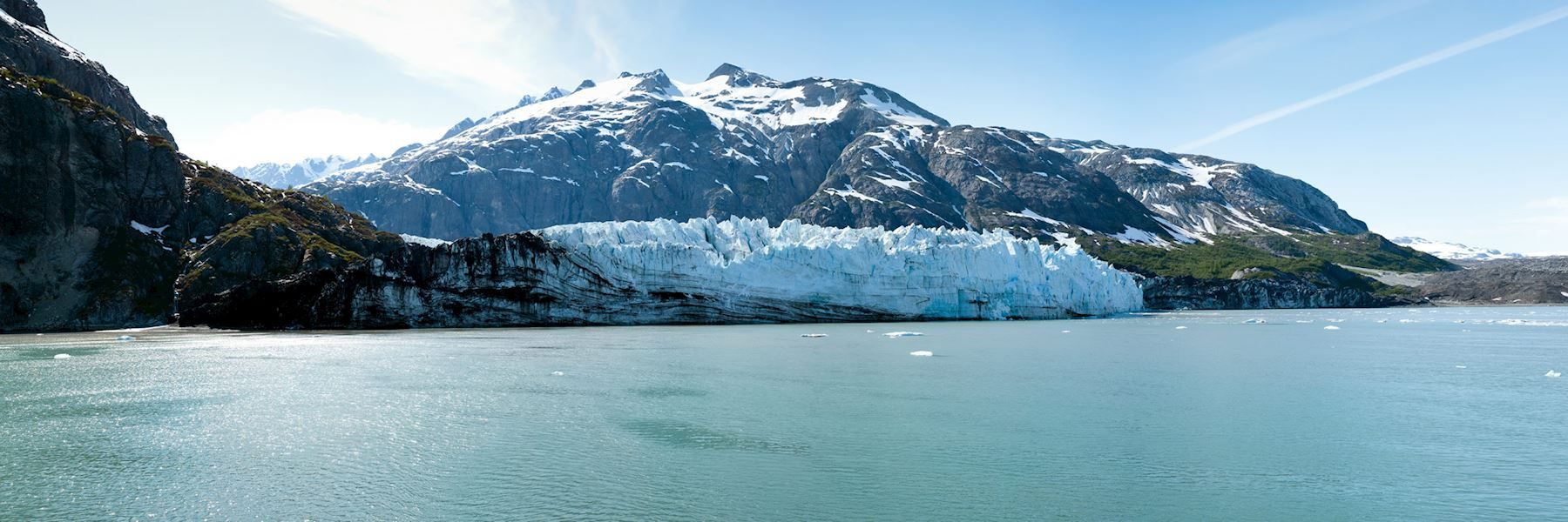 Visit Glacier Bay National Park, Alaska
