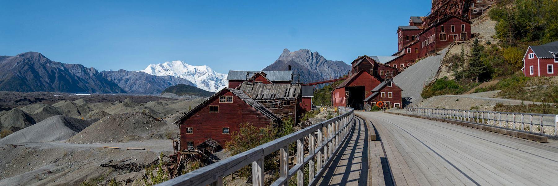 Visit McCarthy & Kennicott, Alaska