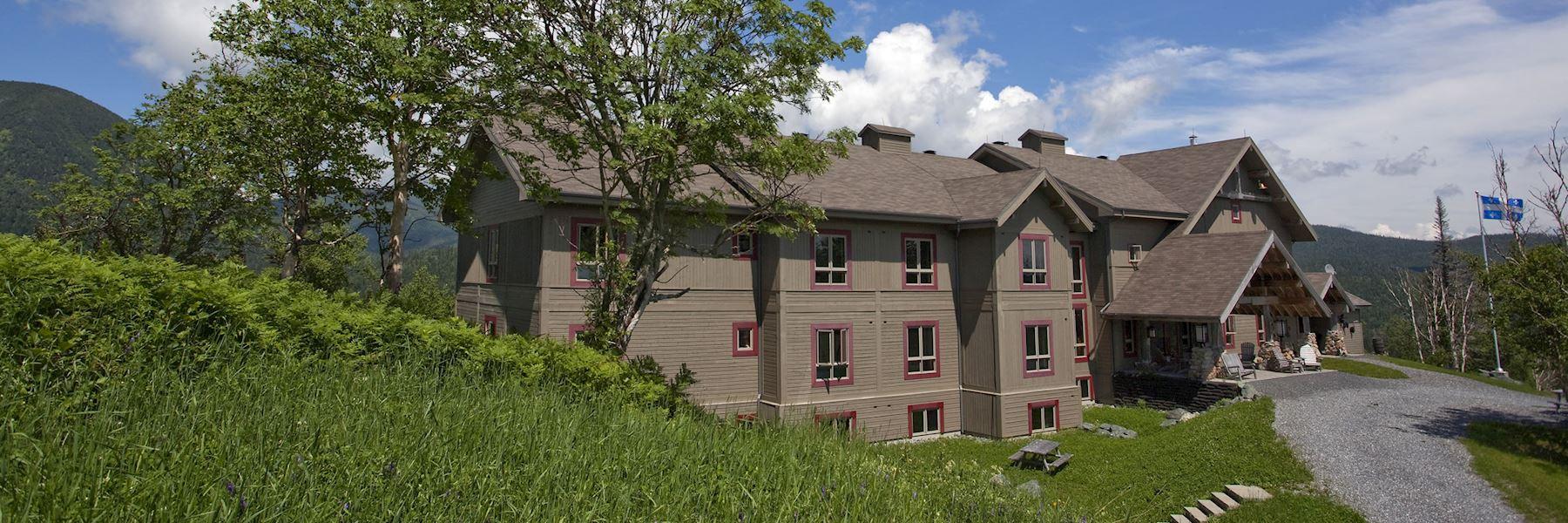 Chic Chocs Mountain Lodge