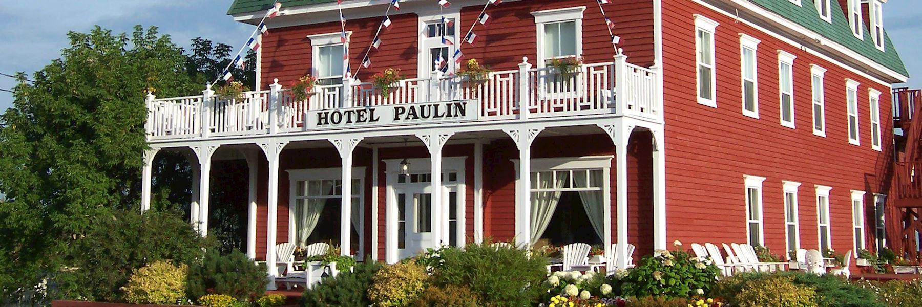 Hotel  Paulin