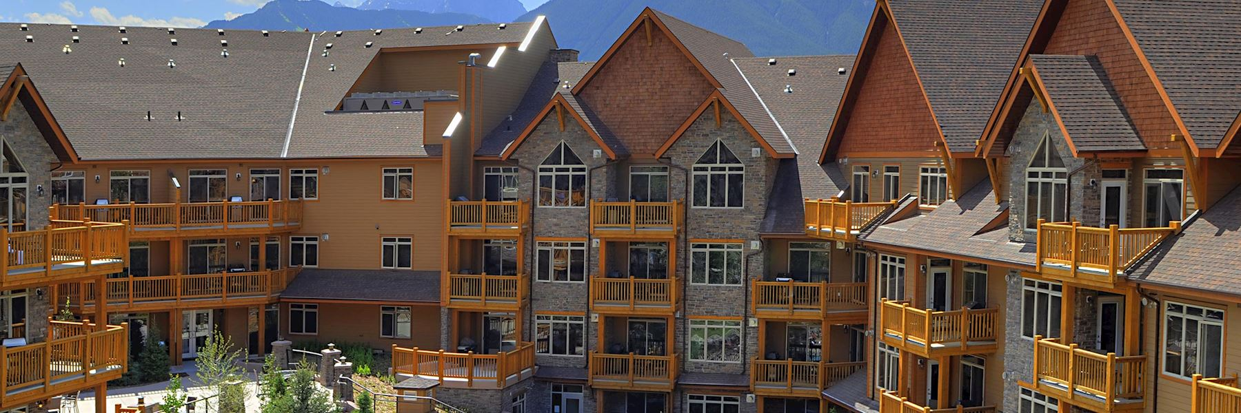 stoneridge mountain resort | hotels in canmore | audley travel