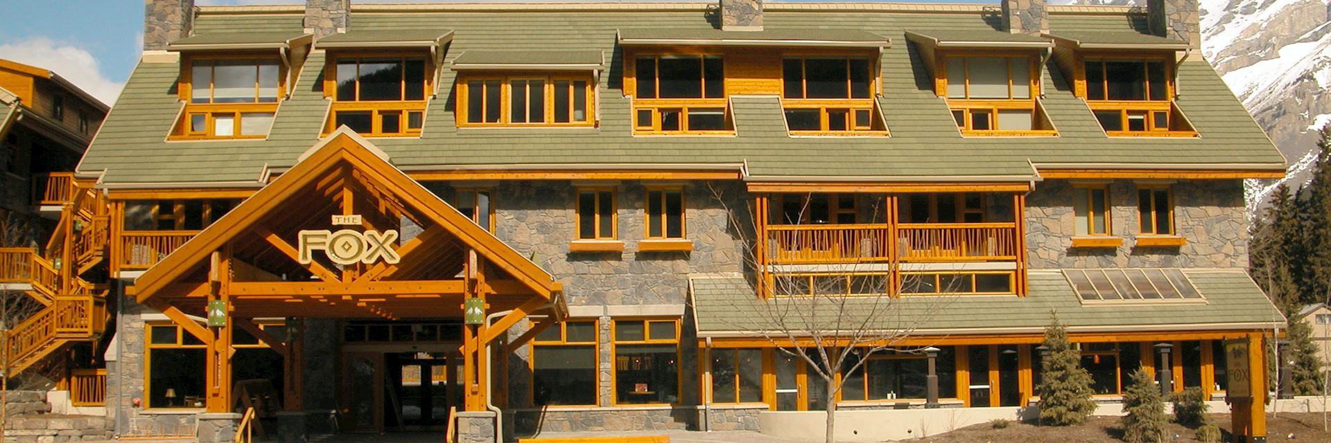 The Fox Hotel & Suites, Banff
