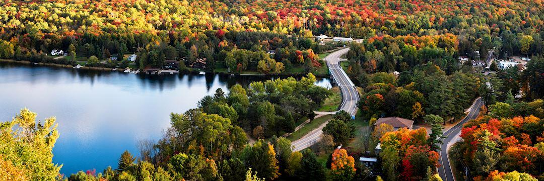 Muskoka region, Ontario, Canada