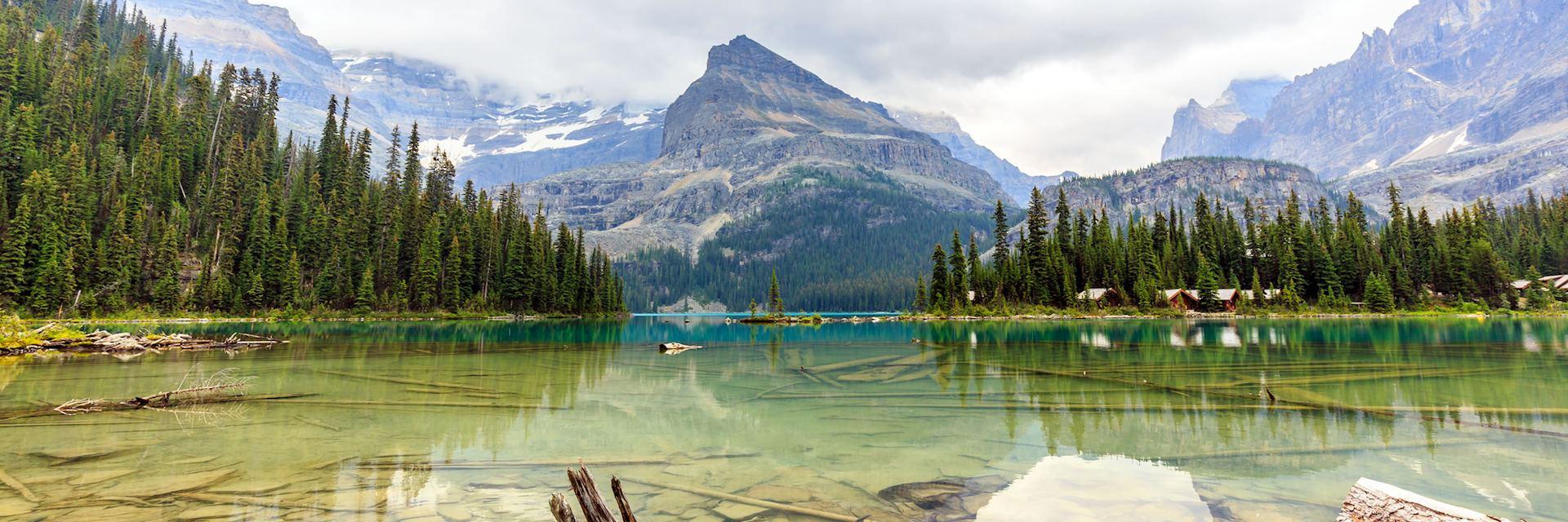 Lake O'Hara, the Canadian Rockies