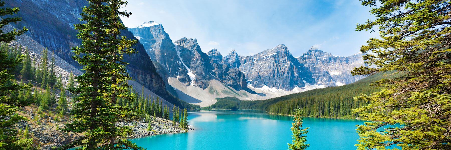 Visit Banff, Canada