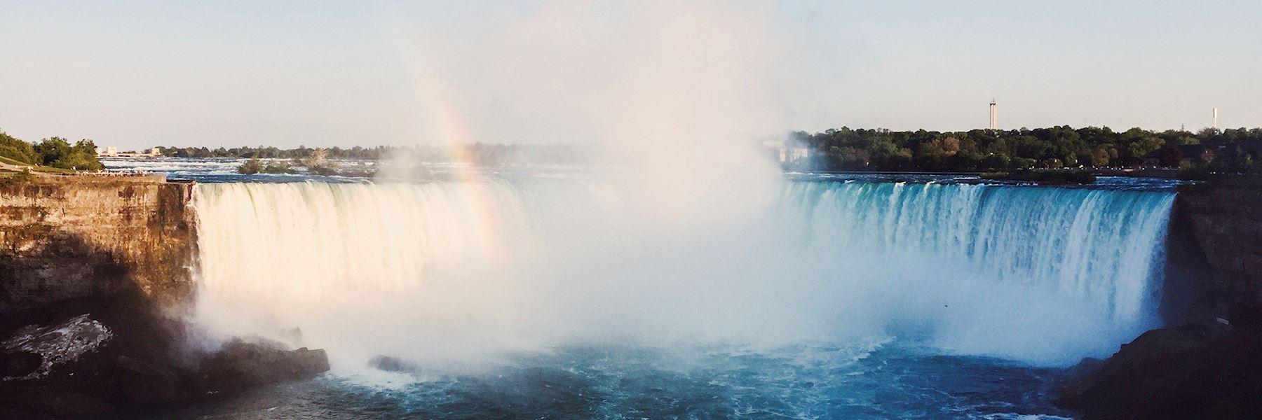 Visit Niagara Falls, Canada