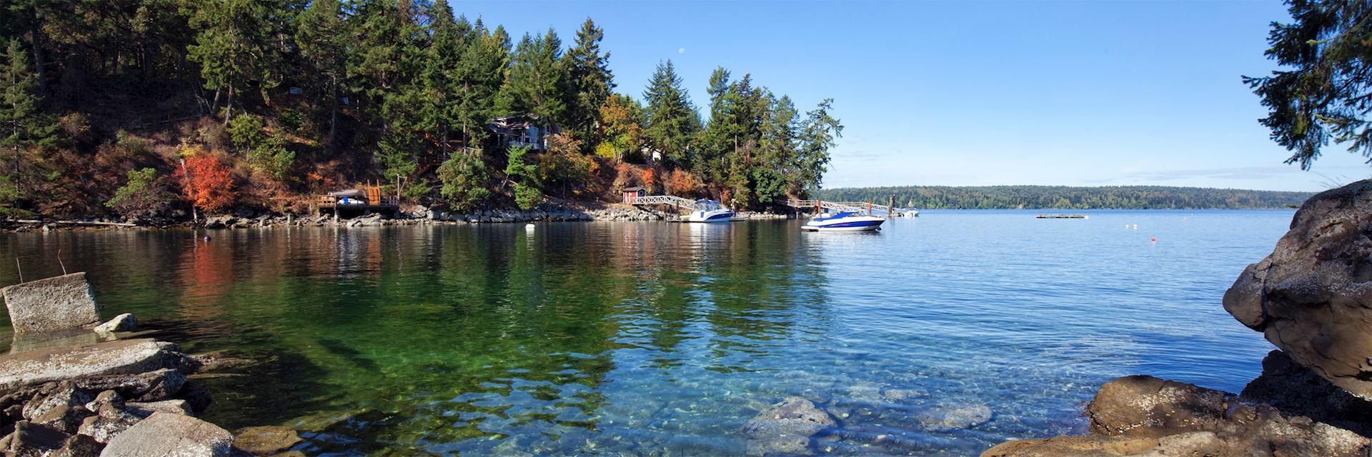 Salt Spring Island, British Columbia