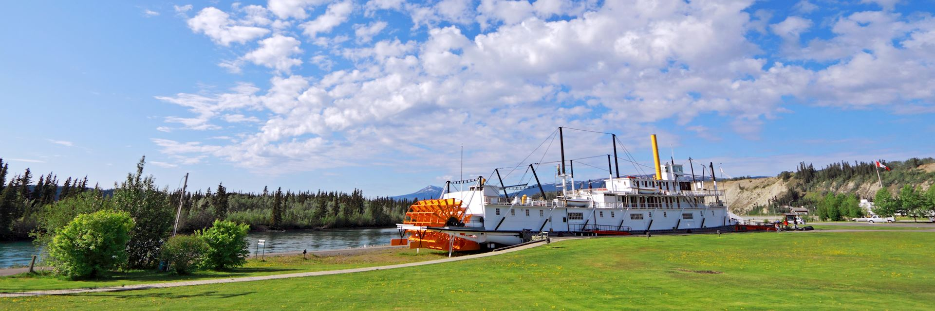 S.S. Klondike National Historic Site, Whitehorse