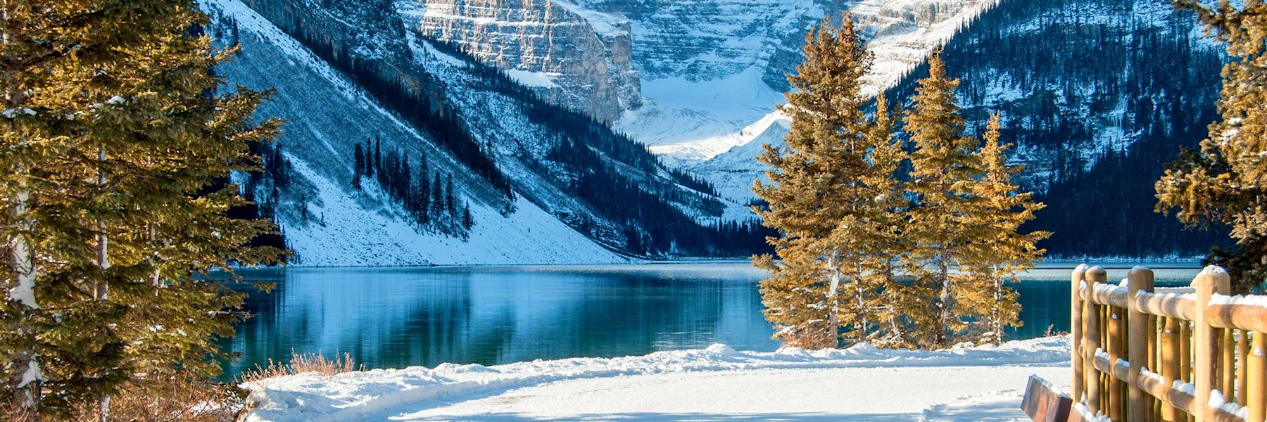 Canada in winter travel guides