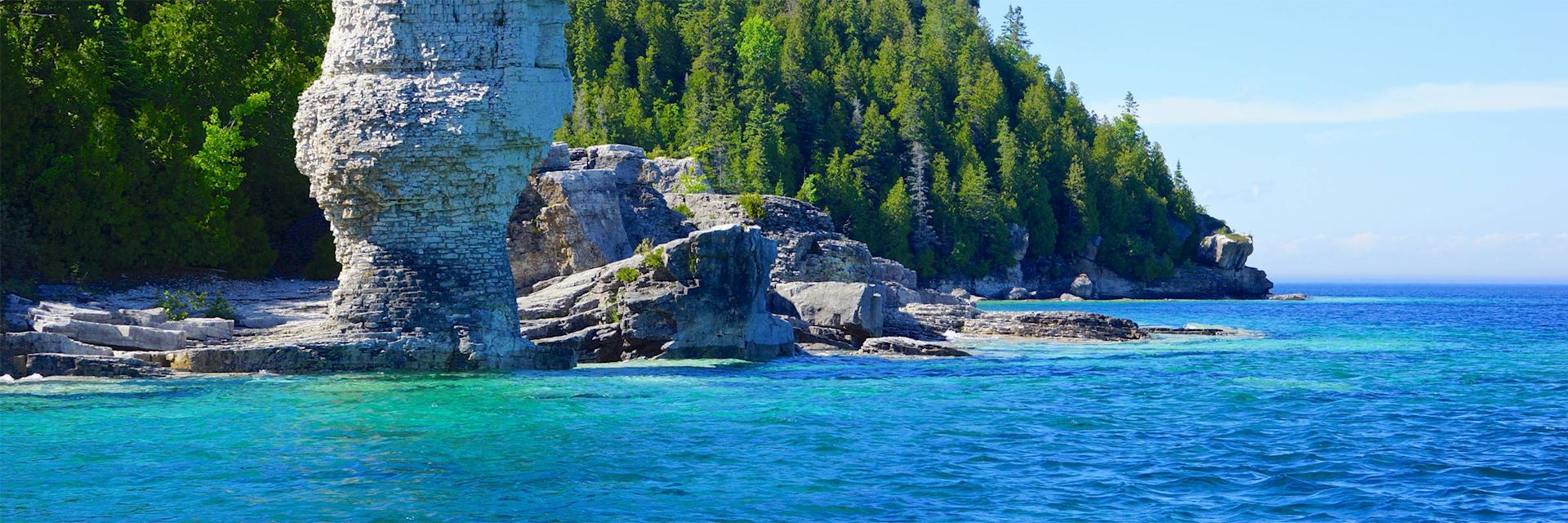 Five Fathom National Marine Park, Tobermory