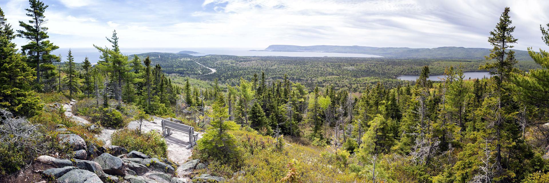 Broadcove Mountain, Cape Breton