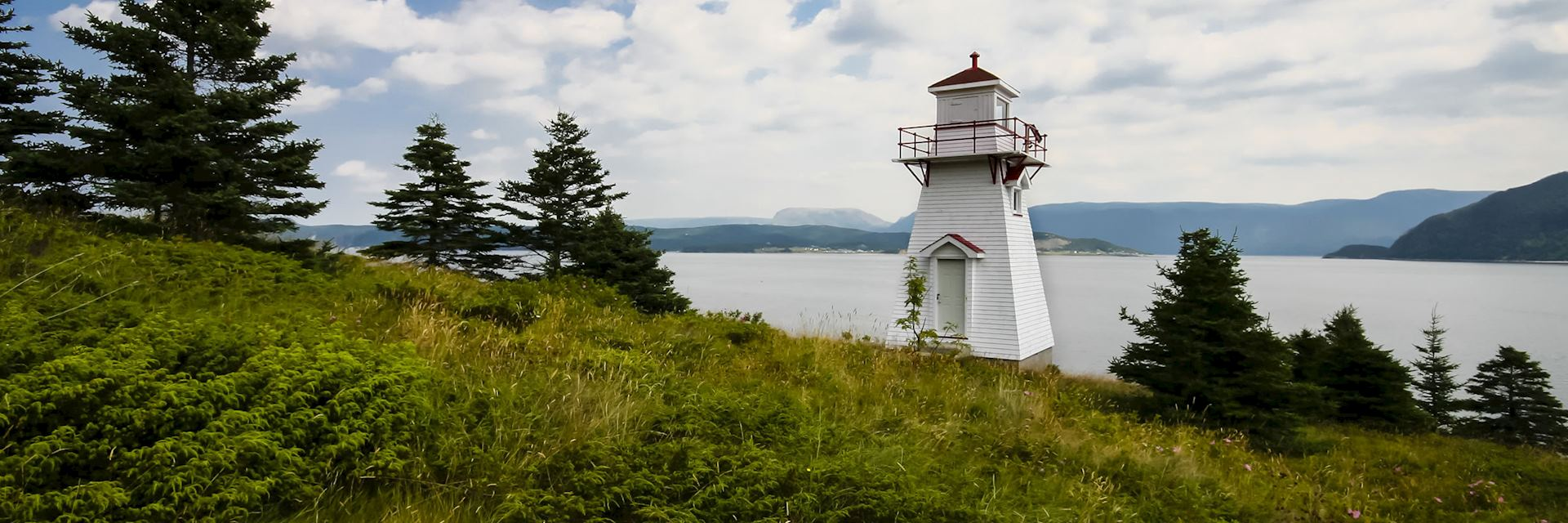 Woody Point Lighthouse, Gros Morne National Park