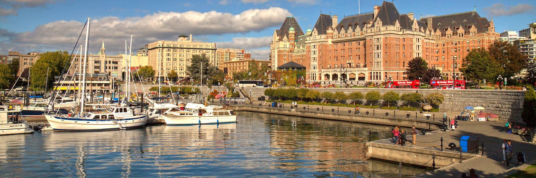 Visit Vancouver Island, Canada