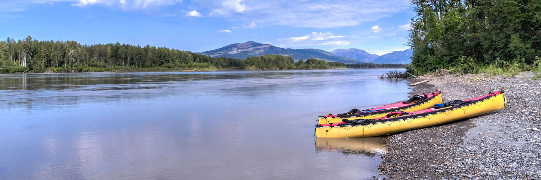 Visit Nahanni National Park, Canada