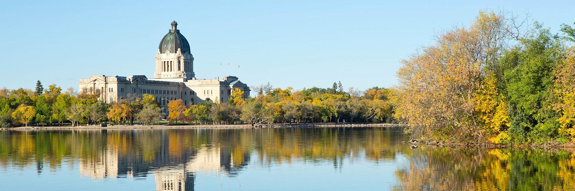Saskatchewan Legislative Building