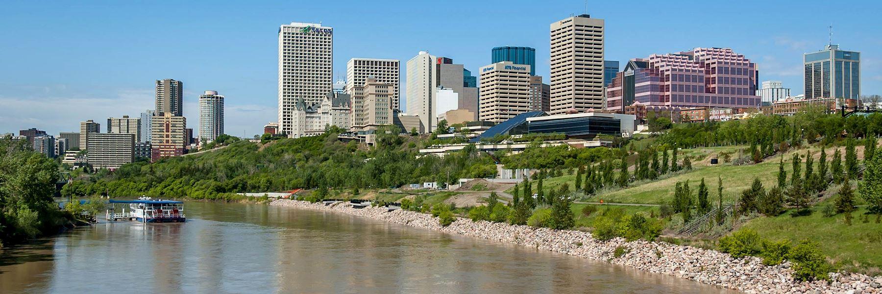 Visit Edmonton, Canada