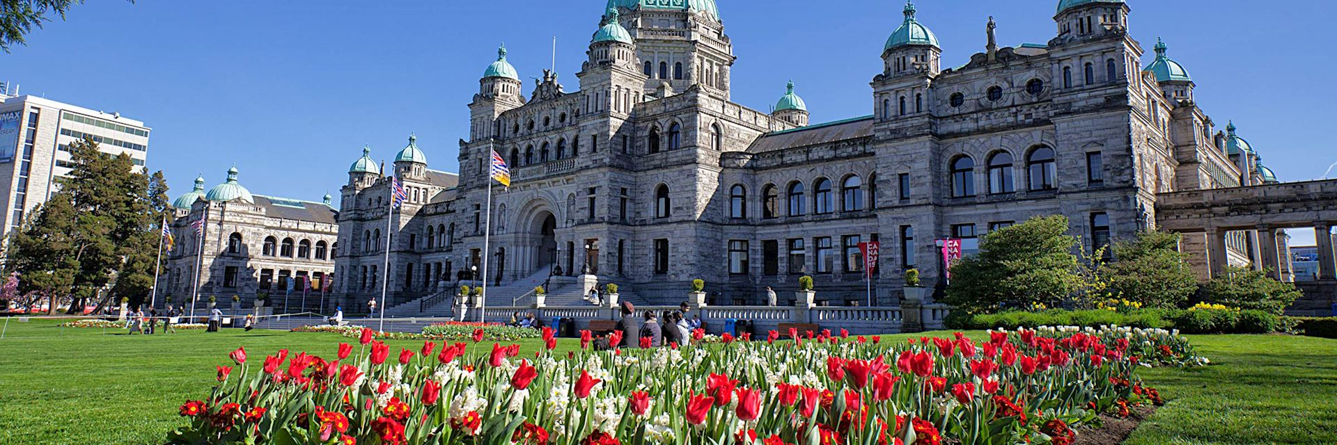 Parliament Building, Victoria