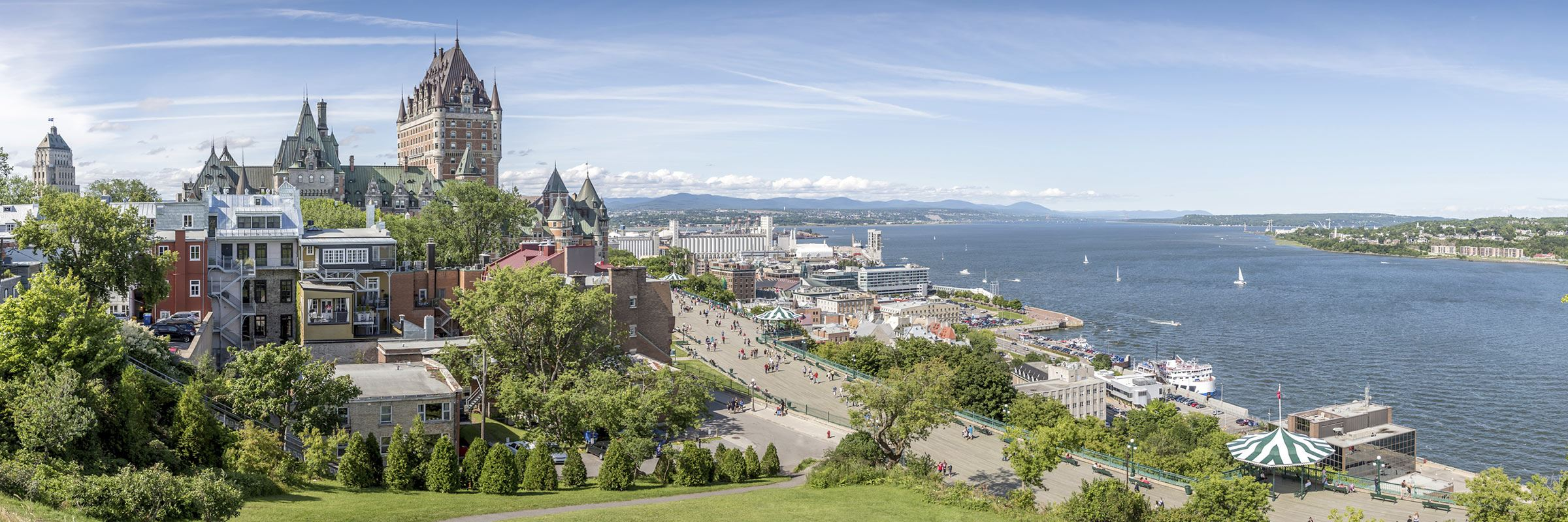 Quebec City: description, sights 45