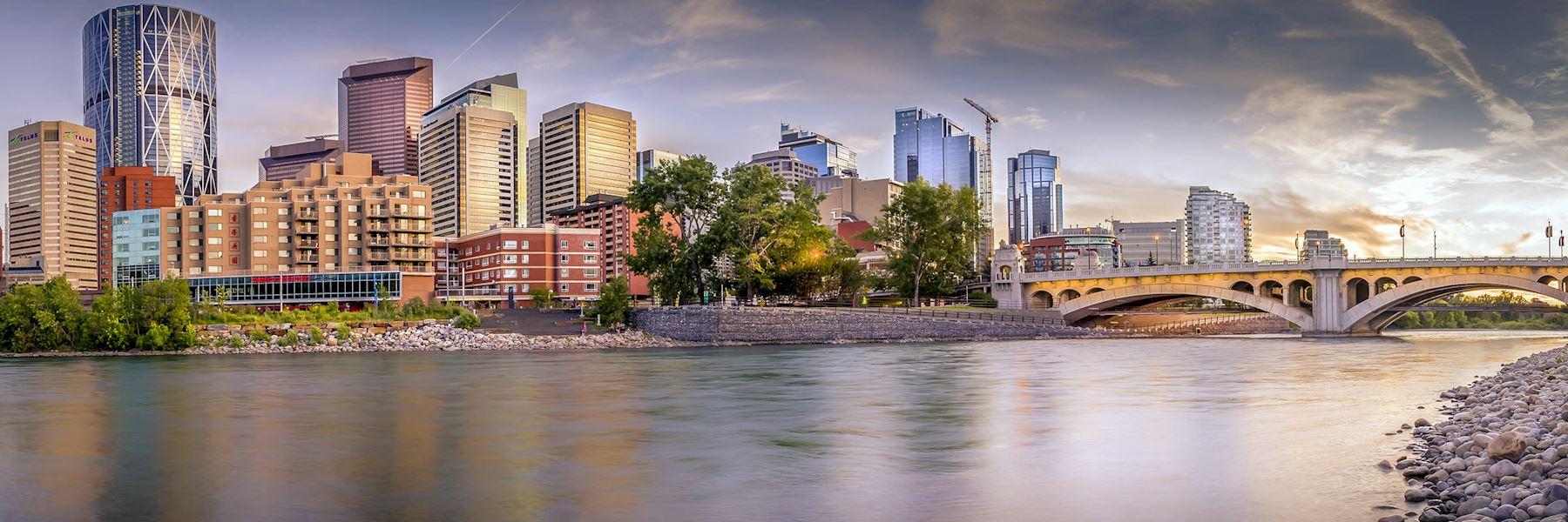 Visit Calgary, Canada