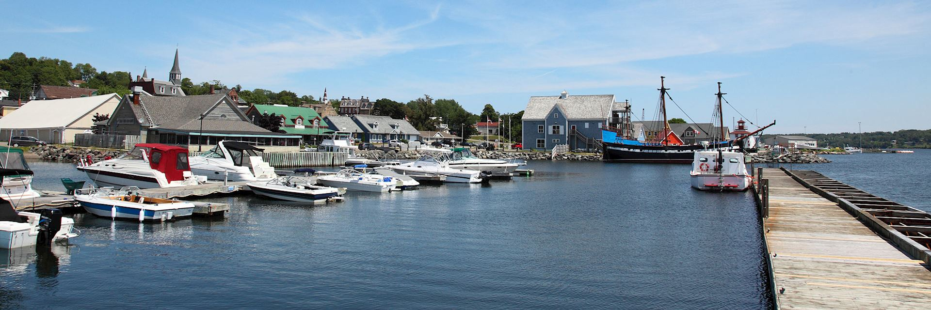 Pictou harbour